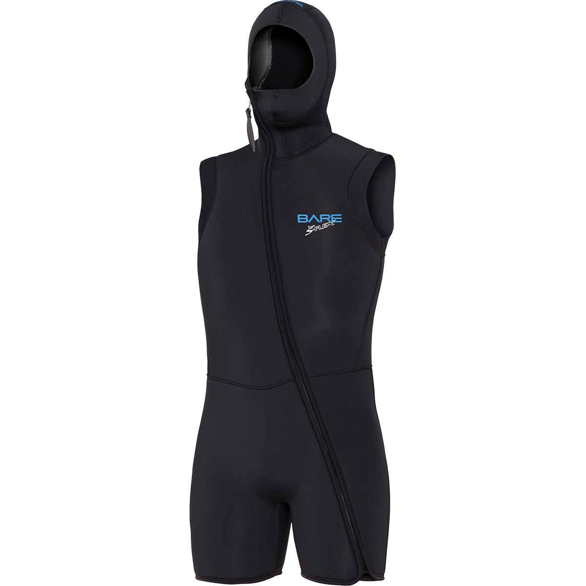7mm  Step-in Hooded Vest