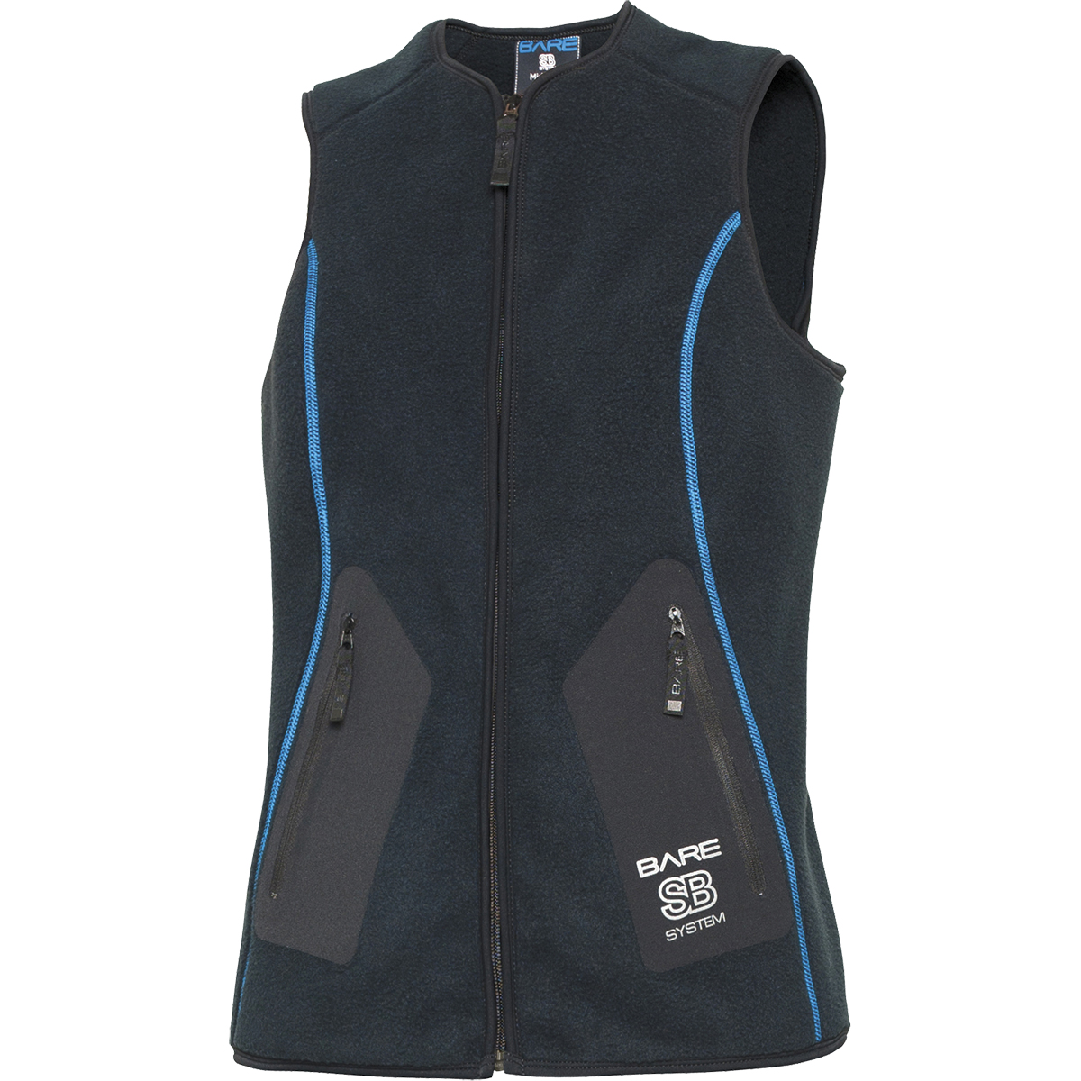 Sb System Mid Layer Vest - Women