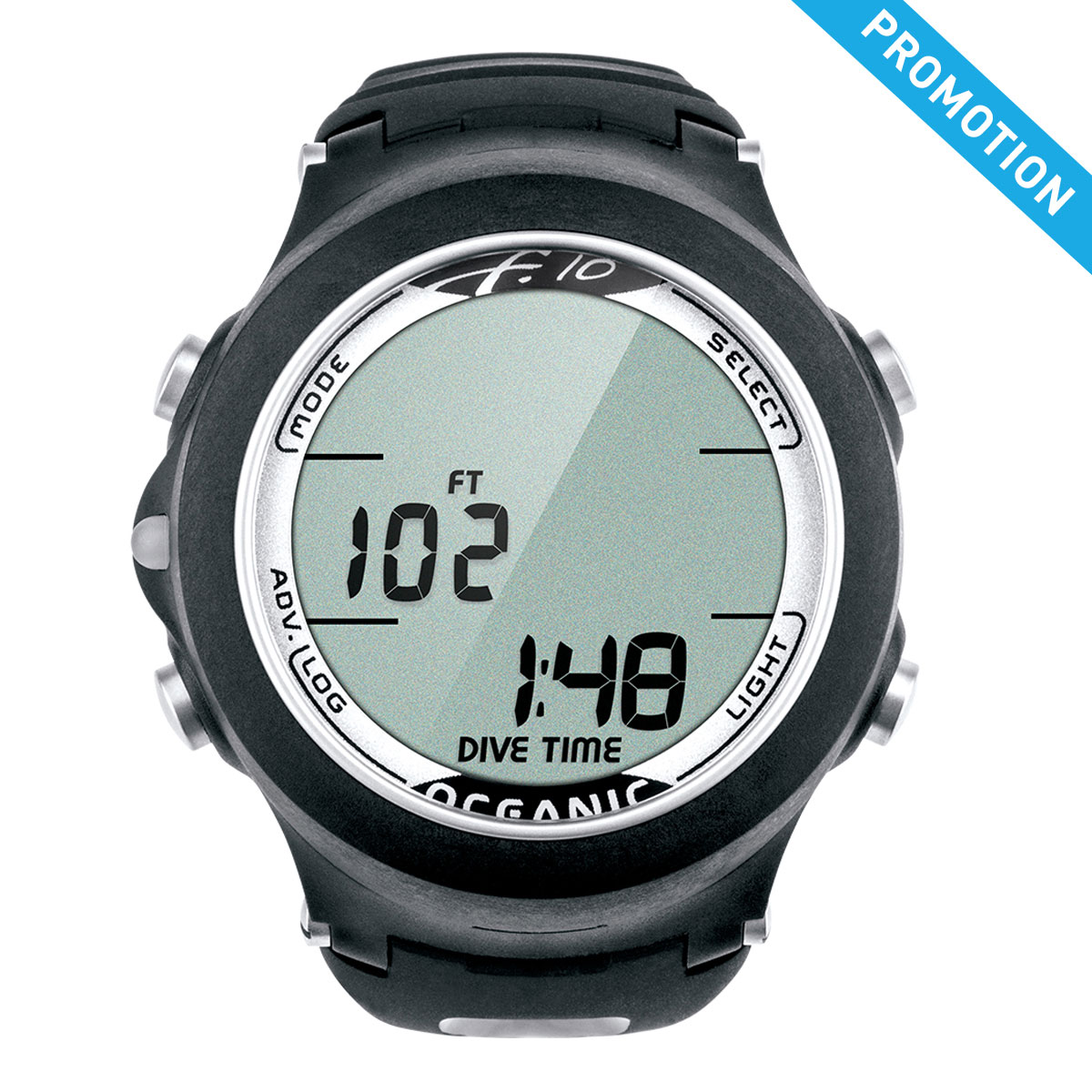 F.10 V.3 Free Diving Watch